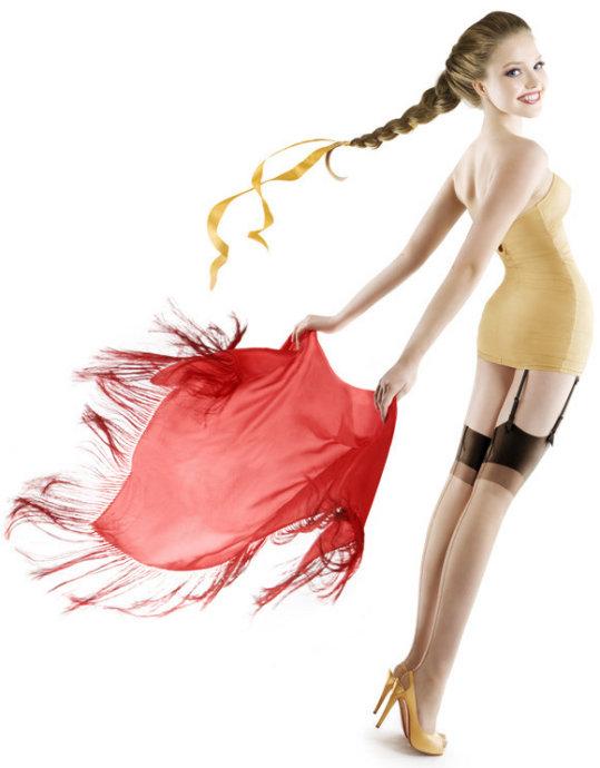 俄罗斯迷人pin-up美女搔首弄姿,展现复古性感(组图) - 刻薄嘴 - 刻薄嘴的网易博客:看世界