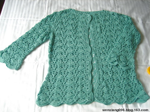 08年04月28日  软玉(羊绒钩衫)完工 - wenxiang096 - 闻香的博客