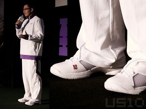 ZOOM KOBE IV发布会 - US10 - US10的鞋子们的故事