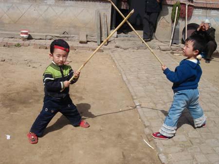 我儿演出三部华语大片 - weijinqing - 江湖外史之港片残卷