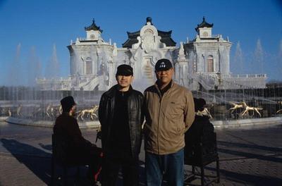 民族的胎记——访《圆明园》总导演 - 中华遗产 - 《中华遗产》