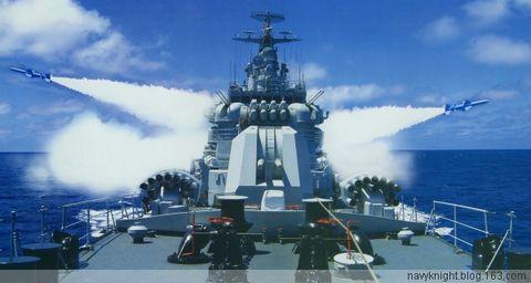 现代海战和传统海战的更替! - 亮★艦! - Sea Quiver