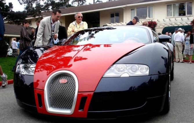全球销售73辆,08北京车展卖出一辆,中国内陆唯一的一辆,但不是高清图片
