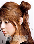 女人要学会的DIY发型 - 心无锁 - 心无锁的博客