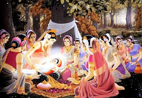 佛陀画传 - 小和尚 - 万龙小和尚的心灵空间