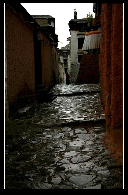 〔原创摄影〕扎什伦布寺 - 阿成 - 我的博客