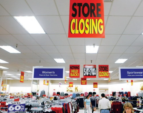 零售业的冬天--美国老牌百货店Mervyns 倒闭 - 外滩画报 - 外滩画报 的博客
