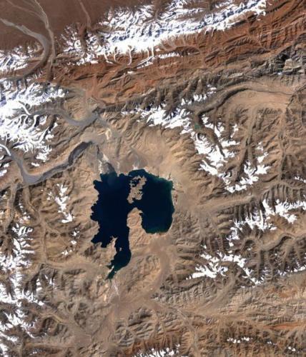 地球上十大陨石坑:分布全球各地 自成景观(转) - 天外飞熊 - 天外飞熊