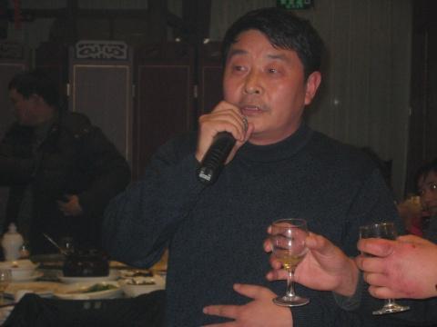 y公司会餐图片一组 - andahuayuan - AD-Y之家