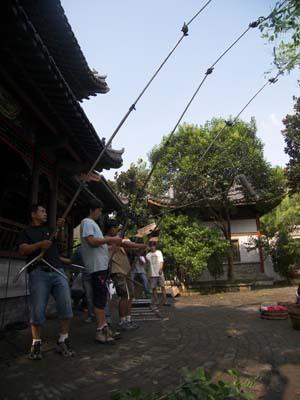 我有幸在上海度过了41度的高温天气!! - 于小伟 - 于小伟 的博客