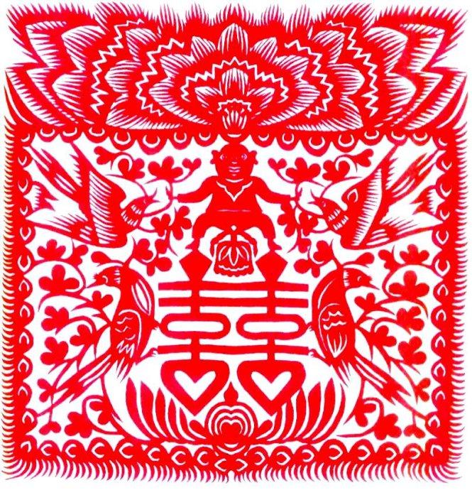 六十年中国杰出剪纸艺术大师和剪纸艺术家介绍之三 - 梦回氾城 - 中国襄城剪纸