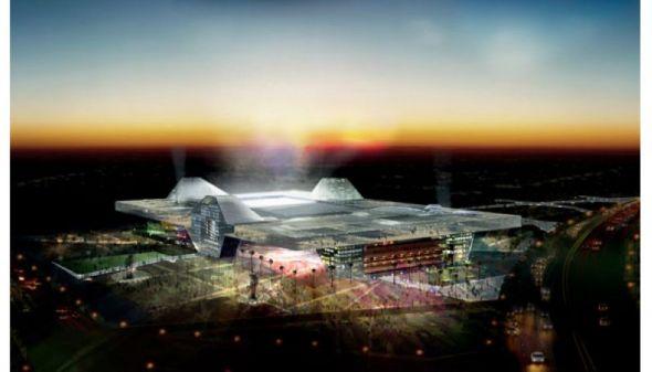 运动城体育场