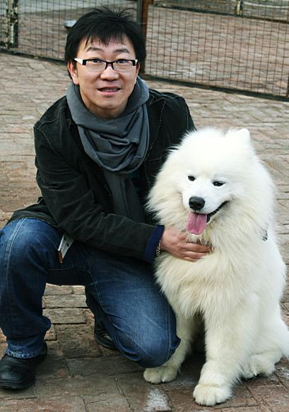 范思威:我家的招财宝贝狗! - 范思威 - 范思威的博客