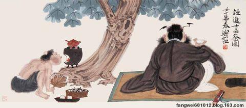 中国茶文化(二)茶文化的发展史 - 湘云小屋 - 湘云小屋