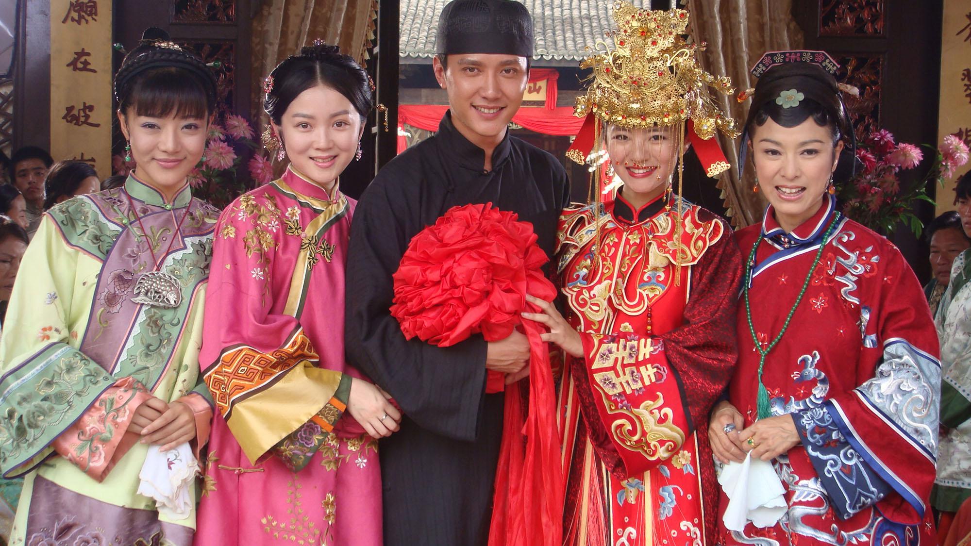 不要三妻四妾 只要简单到老 - 冯绍峰 - 冯绍峰の部落格