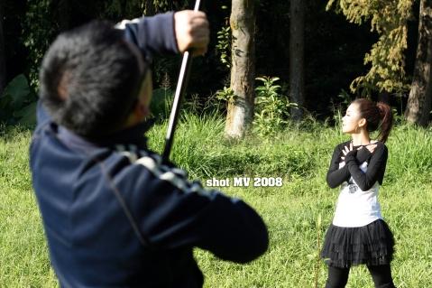Shot MV(second day花絮) - 胡芳芳 - 大蕃茄胡小宝s Blog