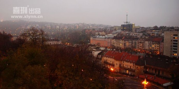 有一种感动来自布达佩斯 - 喜琳 - 喜琳——传递爱与幸福的使者
