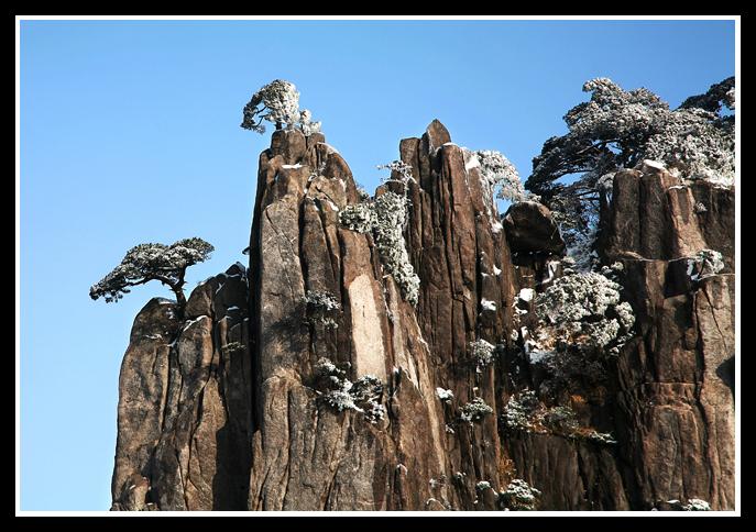 (原摄)黄山的石 - 照看天下 - 照看天下的博客