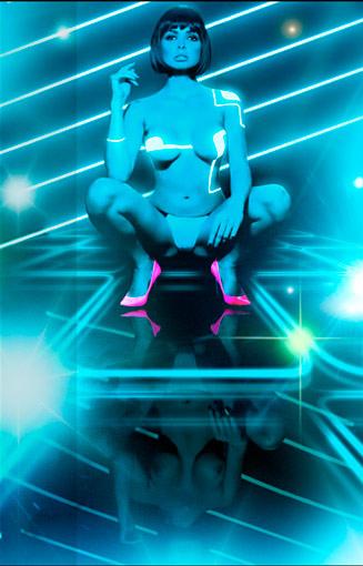 花花公子联手3D电影,PlayBoy女郎演绎科技性感(组图) - 刻薄嘴 - 刻薄嘴的网易博客:看世界