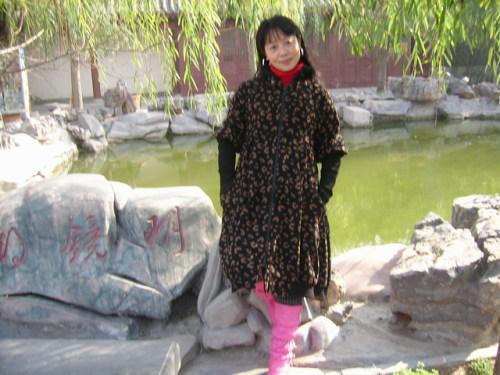 初冬,带你走进开封府 - 雨忆兰萍 - 网易雨忆兰萍的博客