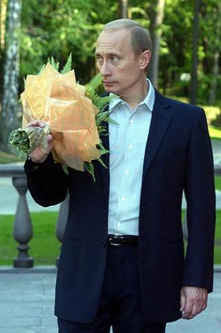 普京的背影 - 绿野仙踪 - 绿野仙踪的博客