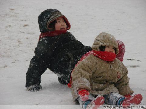 下雪了,真好玩! - 依然 - 依然  静心