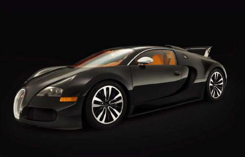限量黑血 Bugatti Veyron Sang Noir - zhangdaxian199 - 大仙的小屋