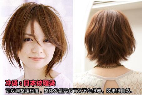 烫发后的打理注意事项 - miki楚 - MIKI日系美髪工作室-专业日系发型