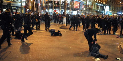 经历法国大罢工 - 外滩画报 - 外滩画报 的博客