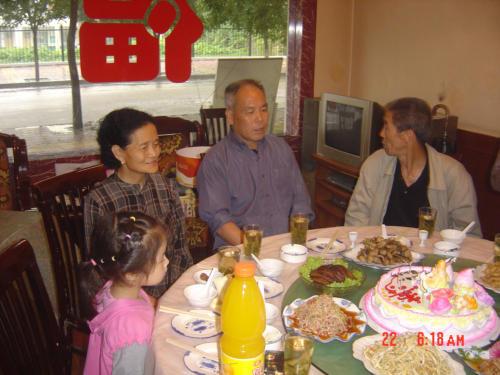 [0621]父亲的生日(20070623) - 雁过无痕※小刚 - 一只藏獒的博客