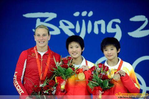 2008年北京奥运中国冠军嵌名联(续) - 卓三 - 卓三的博客