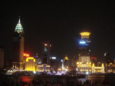 漂亮的上海外滩 - 甘婷婷 - 甘婷婷 的博客