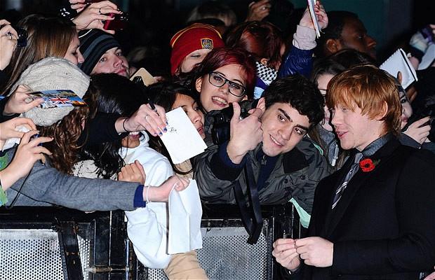 """《哈利波特7》伦敦首映群星闪耀,小""""赫敏""""艳压全场(组图) - 刻薄嘴 - 刻薄嘴的网易博客:看世界"""