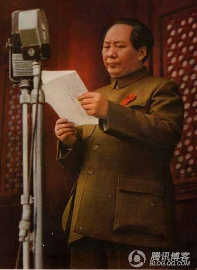 中国四代核心领导人的珍贵照片图片