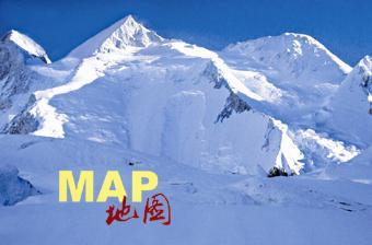 地球8000米以上高峰巡礼(下) - 《地图》 - 《地图》杂志官方博客