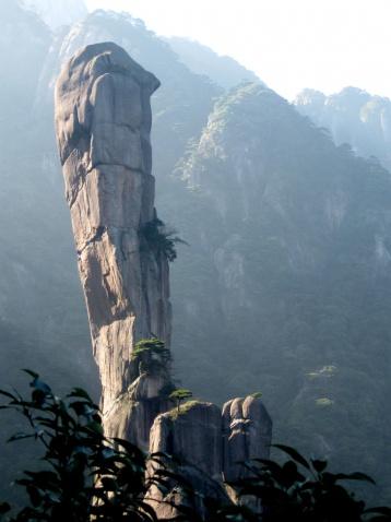 三清山一景:巨蟒出山  文/摄 雁儿 - 雁儿 - 雁儿之家