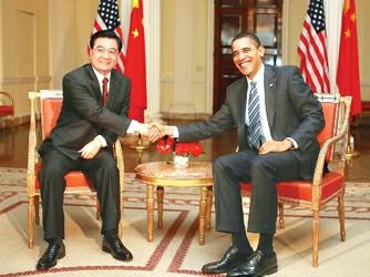 中美:合作,还是对抗? - 无极 - zhansuncn的博客