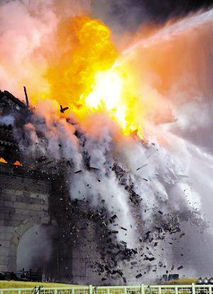 火烧韩国崇礼门给中国怎样的启示 - 中华遗产 - 《中华遗产》