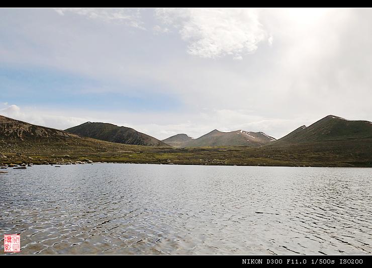 【原摄】神奇热水沟(五)--高山圣湖(14P) - 加贝先生 - 加贝先生的博客