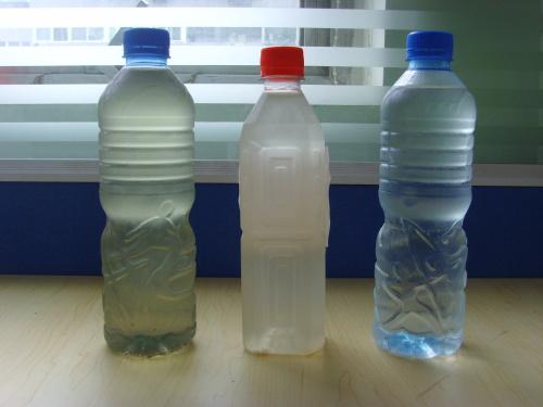 三瓶水的故事 - 陈志列 - 研祥集团董事局主席陈志列