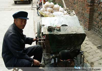消えていく記憶ー中国改革開放30周年(一) - 嘟嘟 - 喋喋不休的王小姐