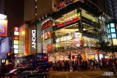 香港有个铜锣湾 - 列孚 - 列孚