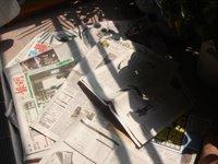 newspaper - 马家辉 - 稿紙以外