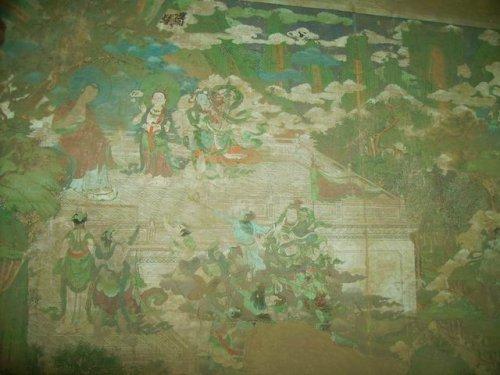 青海乐都瞿昙寺壁画 - 杨克 - 杨克博客