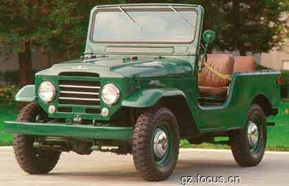 尘封的经典:Toyota  FJ Cruiser  - casanouva - Liberdade的博客