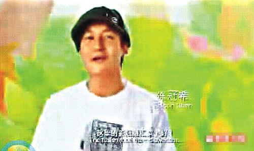 陈冠希奥运宣传片段被剪 导演刘伟强被蒙在鼓中_娱乐_腾讯网 - 慧慧 - 慧慧的世界