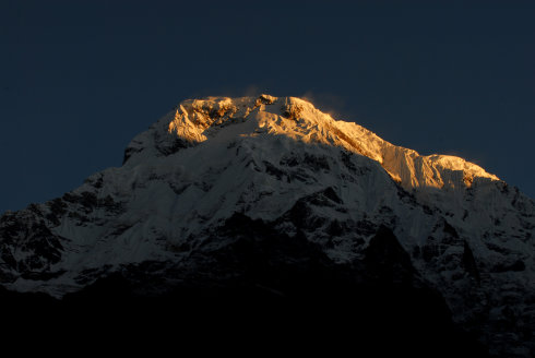 遭遇蚂蝗《重返尼泊尔之十四》 - Y哥。尘缘 - 心的漂泊-Y哥37国行