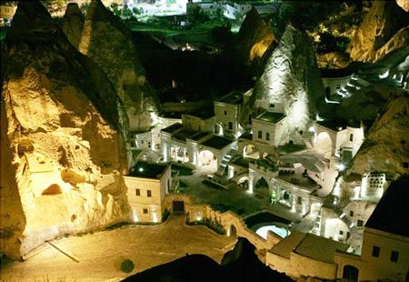 世界10大最奇异的住所 - 798DIY - 798 DIY 陶瓷家饰