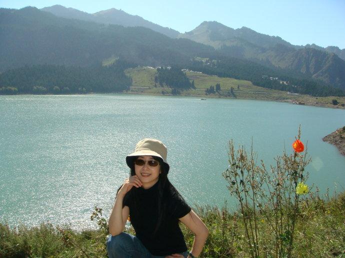 化作天池邊上的蝴蝶 - 孟庭苇 - 歌手孟庭苇的博客