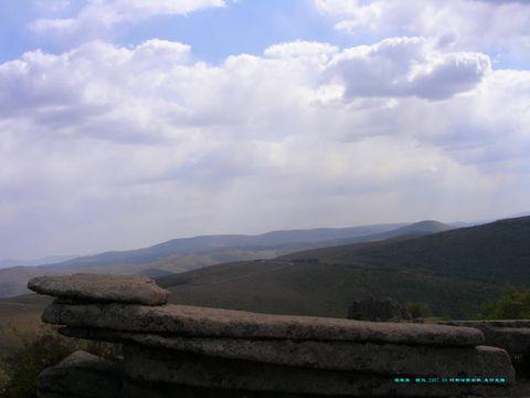 克什克腾世界地质公园小游 - 一叶知秋 - mahuban的博客